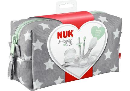 NUK Kosmetyczka Welcome Set