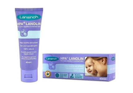 LANSINOH, Lanolina, 40 ml