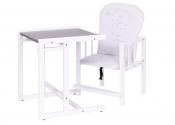 DREWEX Krzesełko dziecięce ANTOŚ GWIAZDKI