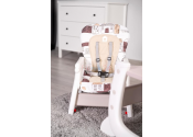 Krzesełko do kamienia 2w1 HOMEE beżowe CARETERO