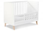 Zestaw mebli NOAH komoda + łóżeczko KLUPŚ