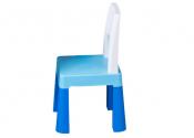 Drewniane krzesełko do karmienia SAFARI ZAJĄCZEK