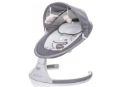 4 BABY Huśtawka dla niemowląt beżowa ROCK'N RELAX