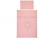ALBERO MIO Pościel do kołyski lub łóżeczka dostawnego ROSE N001 C4