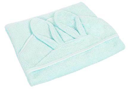 Okrycie kąpielowe dla niemowląt 100x100 CANPOL