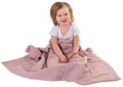 Kocyk dla niemowlaka MUSLIN 75x100 cm 100 % bawełna MATEX