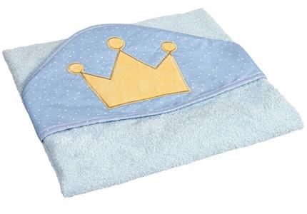 Okrycie kąpielowe dla niemowlaka 85x85 CANPOL 26/800