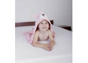 Bawełniane okrycie dla niemowlaka 80x80 JIMMY BABY MATEX