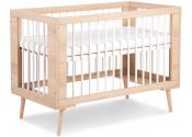 Zestaw mebli dziecięcych SOFIE KLUPŚ łóżeczko, komoda z przewijakiem, szafa