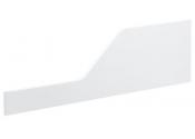 Barierka ochronna biała do łóżeczka AMELIA 120x60 klupś