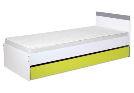 Łóżko młodzieżowe IRENE LIME
