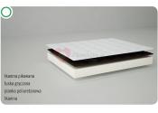 DANPOL materac GRYKA-SEN 120x60