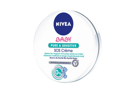 NIVEA BABY Krem ochronny hipoalergiczny S.O.S 150 ml