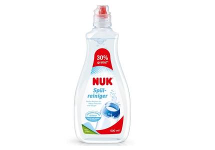 NUK Płyn do mycia butelek i smoczków z dozownikiem piany 380 ml