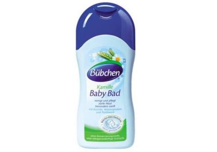 BUBCHEN Płyn do kąpieli niemowląt 200 ml