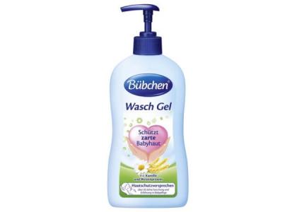 BUBCHEN Żel do mycia 400 ml