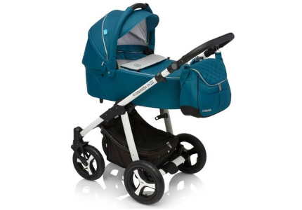 BABY DESIGN Wózek głęboko-spacerowy LUPO COMFORT
