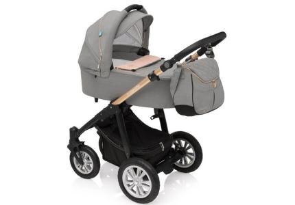 BABY DESIGN Wózek głęboko-spacerowy LUPO COMFORT LIMITED 01