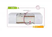gryko lux komfort line 120x60