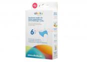 AKUKU Majtki sanitarne jednorazowe dla kobiet R40 A0050