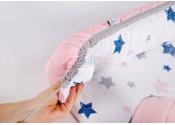 ALBERO MIO gniazdko dla dziecka różowe V101