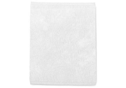 MATEX Pled dziecięcy z bawełny TULLY 75x100 biały