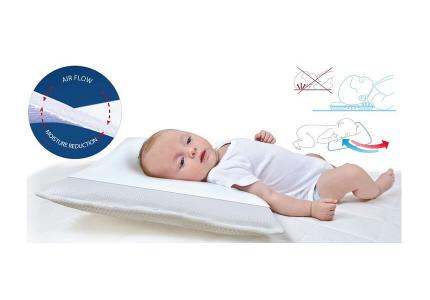 MATEX Poduszka dla niemowląt Aero3D 36x27 cm