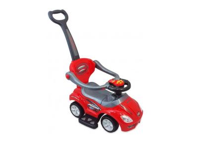 ALEXIS Pojazd dla dzieci 2w1 czerwony UR-Z382