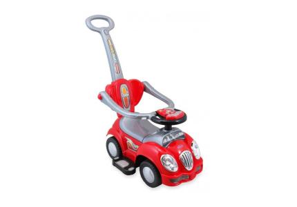 ALEXIS Pojazd dla dzieci czerwony UR-HZ558
