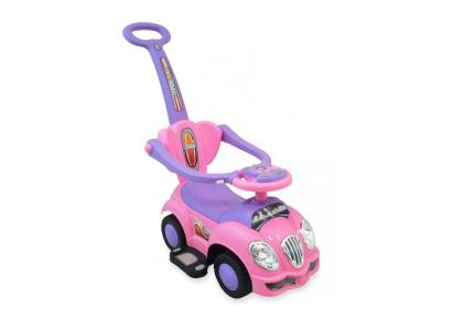 ALEXIS Pojazd dla dzieci różowy UR-HZ558W/PIN