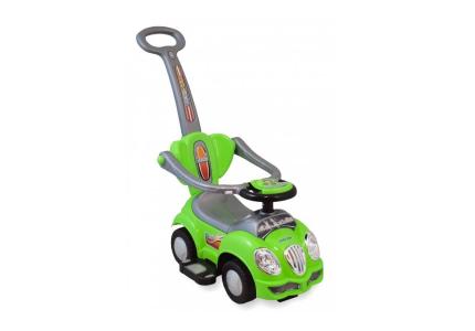 ALEXIS Pojazd dla dzieci zielony UR-HZ558W/GR