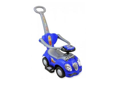 ALEXIS Pojazd dla dzieci niebieski UR-HZ558W/BL