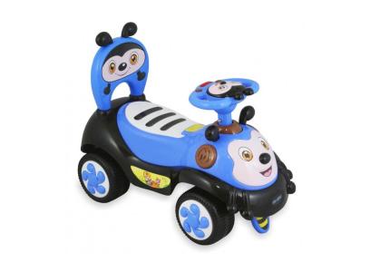 ALEXIS Pojazd dla dzieci PSZCZOŁA niebieska UR-7625