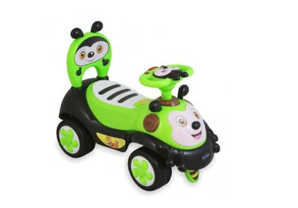 ALEXIS Pojazd dla dzieci PSZCZOŁA zielona UR-7625