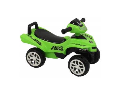 ALEXIS Pojazd dla dzieci QUAD zielony OC-7020683