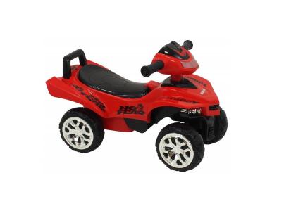 ALEXIS Pojazd dla dzieci QUAD czerwony OC-7020683