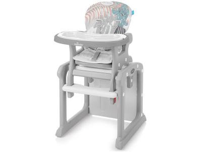BABY DESIGN Krzesełko do karmienia CANDY NEW 08