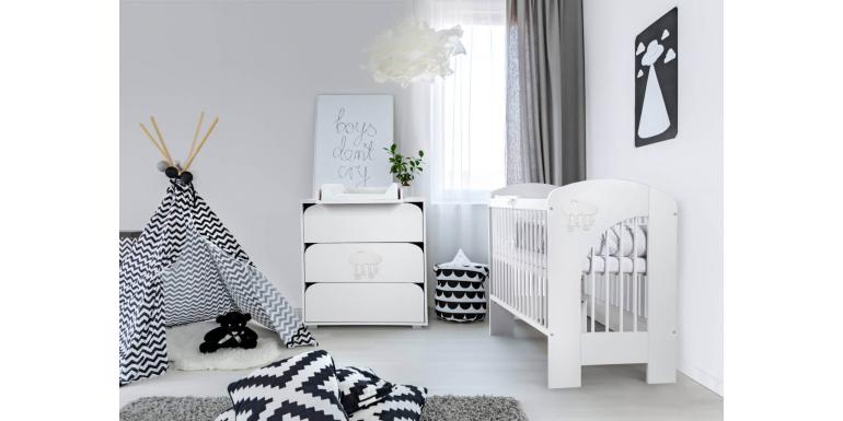 Skandynawskie meble dla dzieci - nowoczesny pomysł na pokój dziecka
