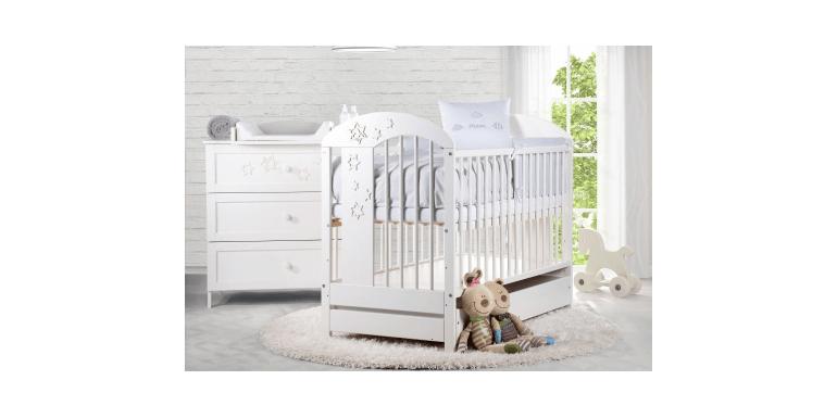 Jak wybrać meble dla niemowlaka? Trzy sprzęty must have