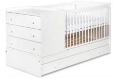 Łóżeczko 3w1 - czy warto wybrać łóżeczko wielofunkcyjne dla dziecka?