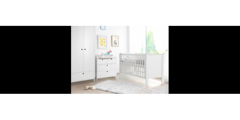 Białe meble do pokoju dziecięcego - postaw na ponadczasową klasykę