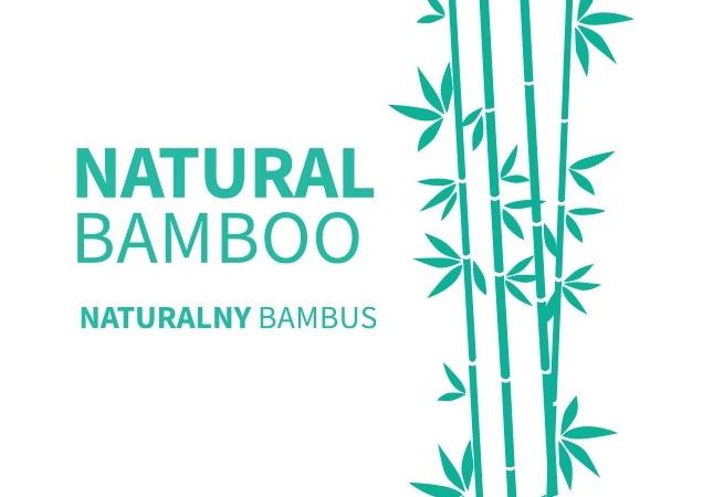 BabyOno Naturalne pieluszki z włókien bambusa organicznego