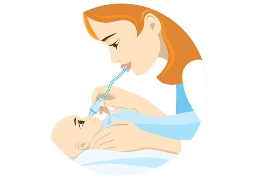 CANPOL BABIES Aspirator do nosa z miękką końcówką